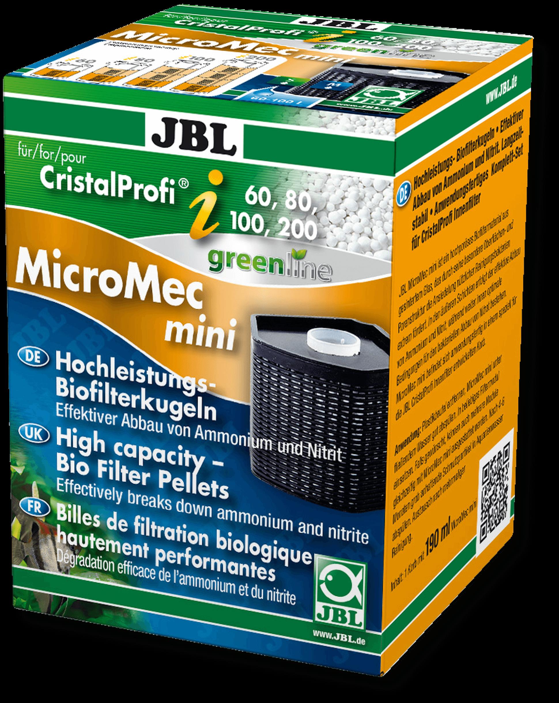 jbl-micromec-pour-filtre-cristal-profi-i60-i80-i100-i200 Frais De Aquarium tortue Aquatique Schème