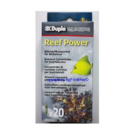 Dupla Marin Reef power x20 ampoules