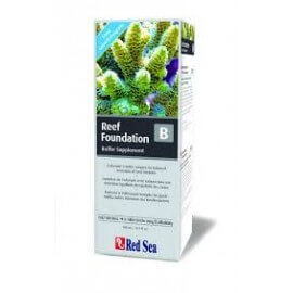 Reef Foundation B