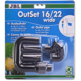 JBL Canne OutSet wide 16/22mm