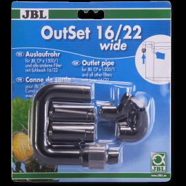JBL Canne OutSet wide 16/22mm