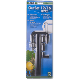 JBL Canne OutSet spray pour 16/22mm