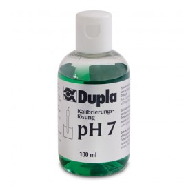 Dupla Solution pH 7 100ml pour Etalonnage