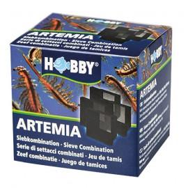 Hobby Set de 4 tamis pour artémias