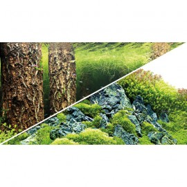 Poster 120X50 SCAPER'S HILL / SCAPER'S FOREST