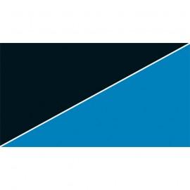 Hobby Poster bleu / noir 100X50cm