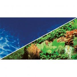 Hobby Poster Plantes 8 / Marin Blue 120X50cm