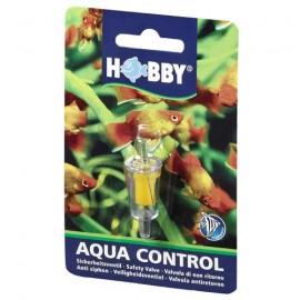 Hobby Aqua Control, anti-retour