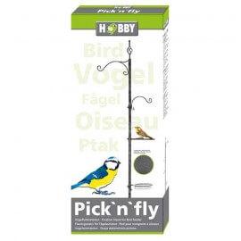 Hobby Pick'n'fly Pied - pour Mangeoire à oiseaux - hauteur 2m