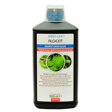 anti algues easy life easy life algexit 1l pour aquarium 18 9. Black Bedroom Furniture Sets. Home Design Ideas