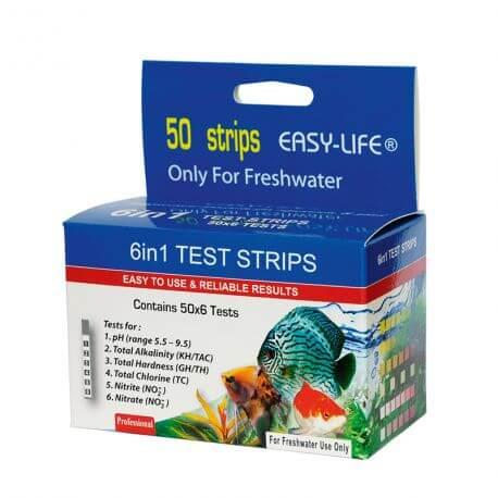 Easy Life 5 en 1 Test Bandelette (X50)