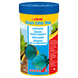 Sera Discus Color Bleu 250ml