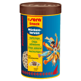sera Mückenlarven Snack Professional 250ml