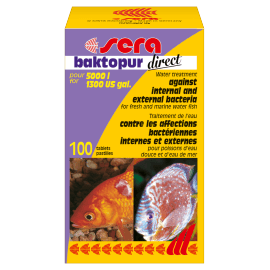 sera baktopur direct 2000 Tabs
