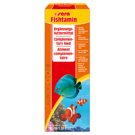 Sera FishTamin 100ml