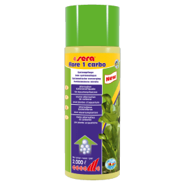 SERA flore 1 carbo 500ml