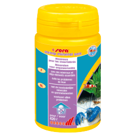 SERA shrimps mineral salt 105gr