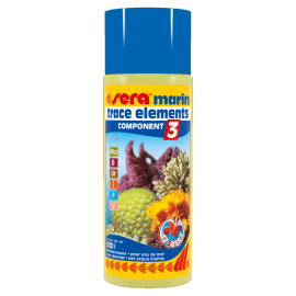 Sera Marin Component 3 Trace Elements Anionics 500ml