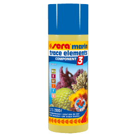 Sera Marin Component 3 Trace Elements Anionics 250ml