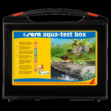 Sera Aqua-Test Box (+ Chlore)
