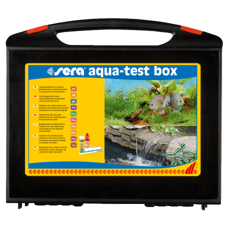 Sera Aqua-Test Box (+ Cuivre)