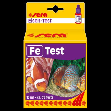 Sera Test Fe (Fer)