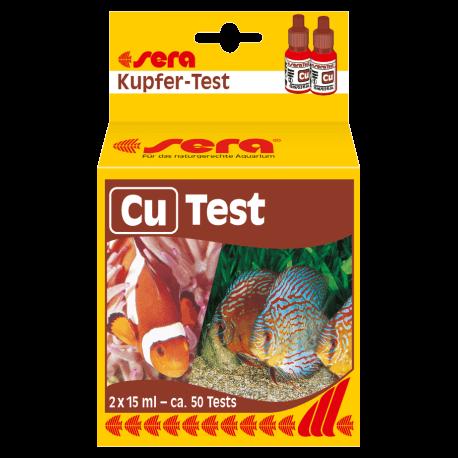 Sera Test Cu (Cuivre)