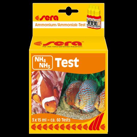 Sera Test NH4/NH3