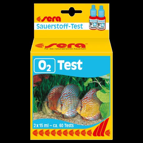Sera Test O2 (Oxygène)