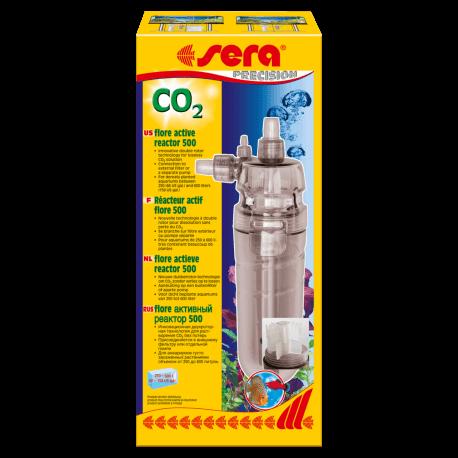 Sera Flore 500 Réacteur Actif à CO2