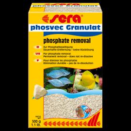 Sera Phosvec Granulat 500ml