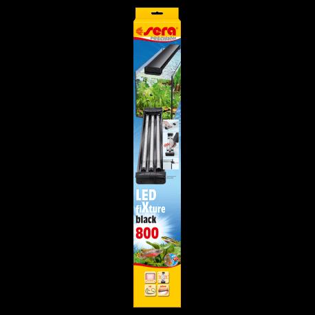 sera led fixture 800 black rampe d 39 clairage pour tubes leds sera aquaplante. Black Bedroom Furniture Sets. Home Design Ideas