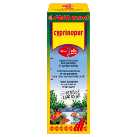Sera Pond Cyprinopur 500ml