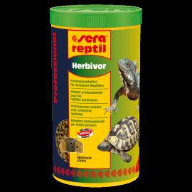 Sera Reptil Professionnal Herbivor 1000ml