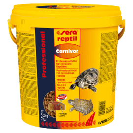 SERA reptil Professional Carnivor 10l