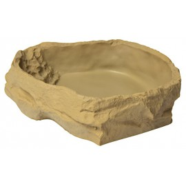 sera reptil food/water dish L