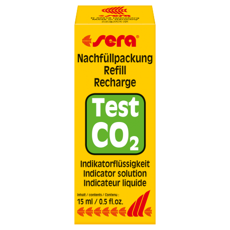 Sera Recharge pour Test CO2 Permanent