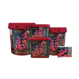 Sel Reef Crystals Aquarium Systems 380gr POUR 10L