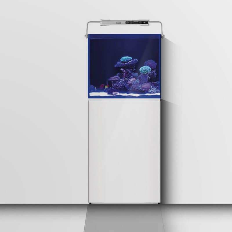 aquarium systems l 39 aquarium 250 blanc aquaplante. Black Bedroom Furniture Sets. Home Design Ideas