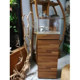 Meuble Bois S pour Aquarium de 36cm x 22cm (20L)