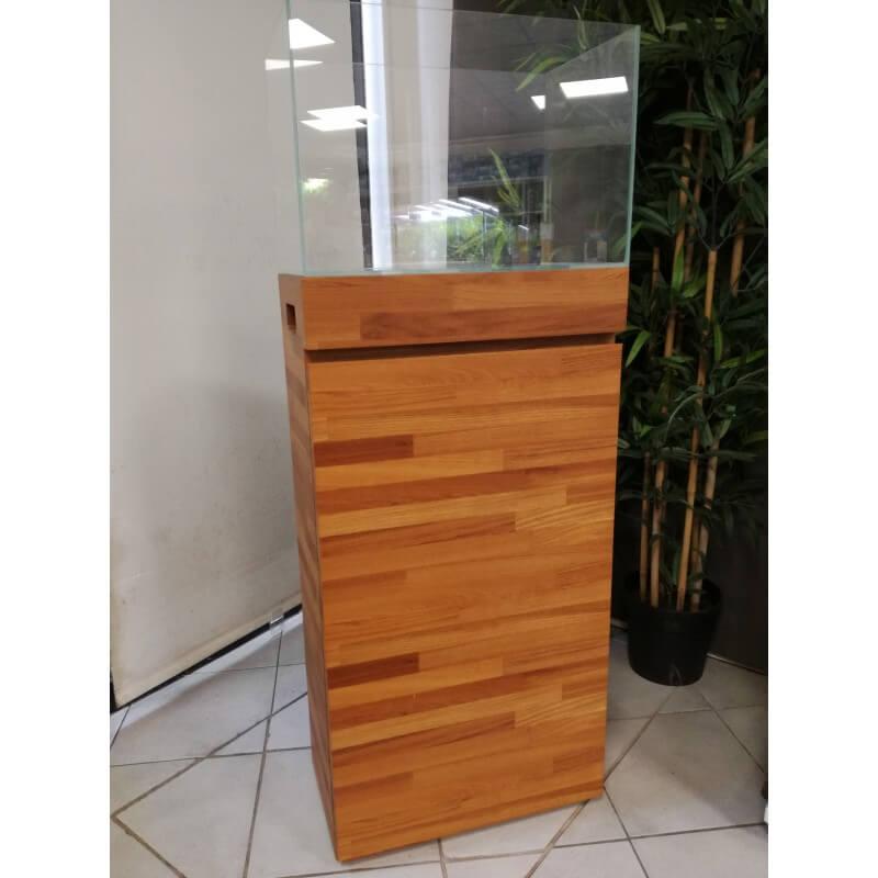 aquarium nano aquariums meuble bois m pour aquarium de 45cm x 27cm 36l 200. Black Bedroom Furniture Sets. Home Design Ideas
