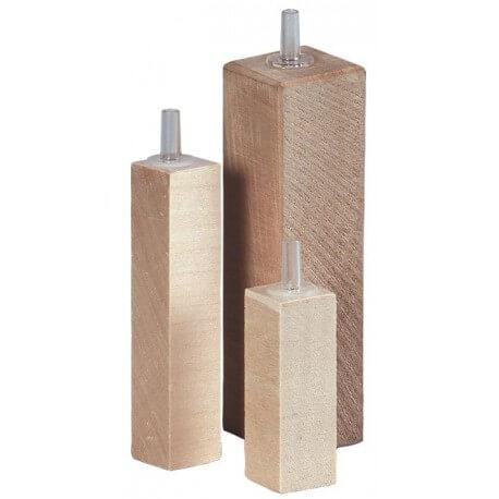 Diffuseur Bois 75X15X15mm