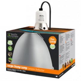 Reptile Systems Ceramic Reflector Clamp Lamp Large E27