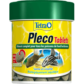 Tetra Pleco Tablets  66ml