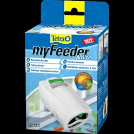 Tetra myFeeder Blanc distributeur de nourriture