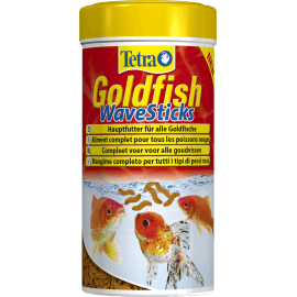 Tetra Goldfish Wave Sticks 250ml