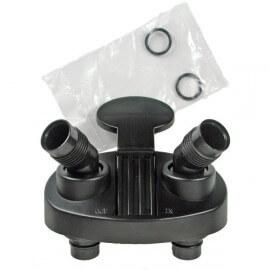 Tetra Bloc adaptateur pour Tetratec EX 400/600/700 2 leviers