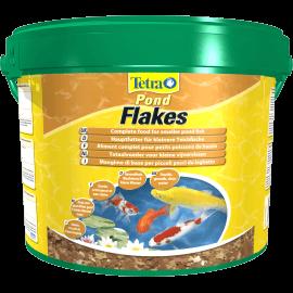 Tetra Pond Flakes 10L