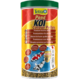 Tetra Pond Koi Colour Pellets 1L
