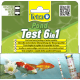Tetra Pond Test Bandelettes 6in1